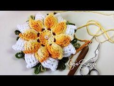 Aumentando nossa coleção de flores Trago esta linda flor para confeccionar em nossos trabalhos, trazendo charme e encanto para decoração.