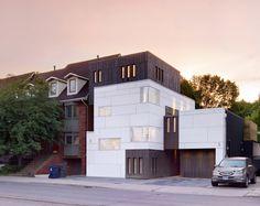 Toronto, Canada. EQUITONE facade materials. equitone.com