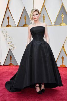 Kirsten Dunst by Dior - Oscars 2017