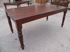 Rustic Table - $373 @ Nadeau