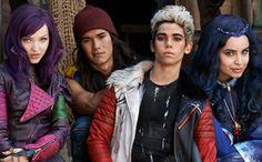 Descendientes: la nueva película de Disney Channel - Disney Blogs