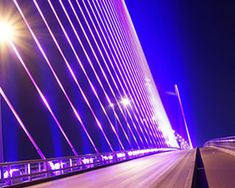 Philips Color Kinetics - Bai Chay Bridge, Quàng Ninh, Vietnam