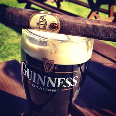 Relax after game of golf! Best Alcohol, After Game, Cigars And Whiskey, Guinness, Craft Beer, Drinking, Hobbies, Relax, Golf
