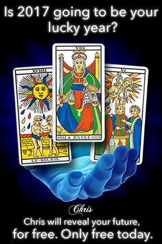 Are you ready for 2017? Click here for you free reading: http://oraculum.psychic-readings-for-free.com/message_video046/a/USEN-PI-XX-XX-XXXX-XXXX-2-L46-003-AA