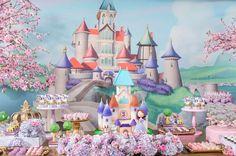Olha que linda esta Festa Princesa Sofia! Decoração Perylampo Festas. Lindas ideias e muita inspiração! Bjs, Fabiola Teles.              Dec...