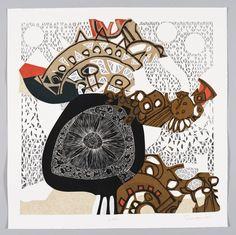 René Derouin - L'oeil Annotation, Michel, Urban Art, Les Oeuvres, Art Projects, Graffiti, Street Art, Sculptures, Artwork