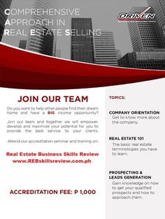 Property For Sale Us Real Estate, Selling Real Estate, Batangas, Helping Other People, Cebu, Tool Design, Don't Worry, Ph, Training