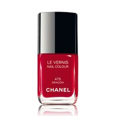CHANEL vernis à ongles rouge
