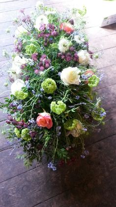 Any Floral design request can be done. Your imagination is the limit! Send us request now for possible discounts that stand! Home Flowers, Unique Flowers, Amazing Flowers, Spring Flowers, Wild Flowers, Wild Flower Arrangements, Funeral Arrangements, Dad Funeral Flowers, Casket Flowers