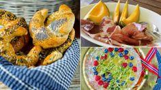 Alle oppskriftene du trenger for en vellykket 17.mai-frokost