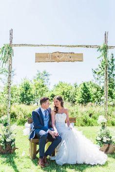 #real #wedding #bruiloft #bruidspaar #bride #groom #diy #ecologisch | Trouwen op de Nieuwe Erf in Diessen | ThePerfectWedding.nl