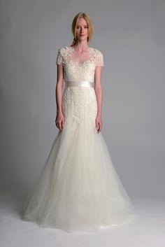 Marchesa 2014 Collection, Fall - Gent  Beauty  Designer Wedding Dresses 2014