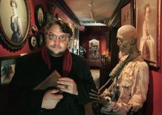 Guillermo del Toro . Awesome mind, director.