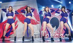 """기사 본문 보기- Girls Day sing/ dancing """"Female President"""""""