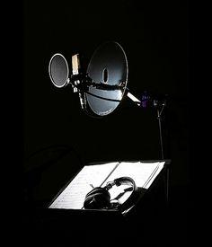 Students will create voice overs and original works with professional equipment Sound Studio, Home Studio Music, Voice Acting, The Voice, Home Studio Equipment, Scanlan Shorthalt, Future Music, Recording Studio Design, Perfect Music