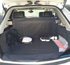 Pet Seat Covers For Trucks Cars Suv Cargo Liner Bed FloorMat HAOCOO Waterproof  #HAOCOO