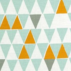 Spira Jaffa Light Turquoise Swedish Fabric -Hus & Hem- Scandinavian Design For The House And Home