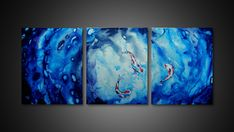 Image result for fluid painting