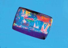 boulder opal from Queensland Boulder Opal Association Inc