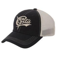 Costa Del Mar Adults' Retro Trucker Hat