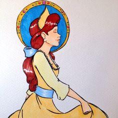 Anastasia Movie, Disney Characters, Fictional Characters, Childhood, Tumblr, Animation, Disney Princess, Art, Art Background