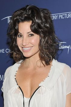 Gina Gershon Hair