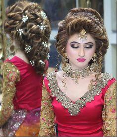 Bridal Red Eye Makeup Best Bridal Makeup Tips Styling Weddings Styling Wedding Medium Bridal Red Eye Makeup Top 13 Indian Bridal Makeup Ideas Which Are Trending Right Now. Bridal Red Eye Makeup Asian Pakistani Bridal Eye Makeup Made Eas.