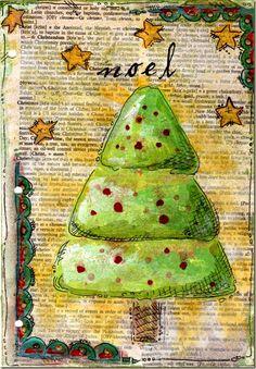 Noel journal page