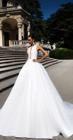 Milla Nova Bridal 2017 Wedding Dresses vesta / http://www.deerpearlflowers.com/milla-nova-2017-wedding-dresses/24/