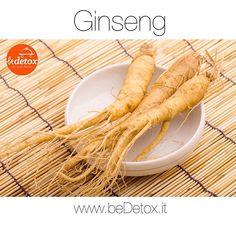 ✨✨#ginseng ~~~~ ricco di vitamine e olii essenziali ~ rivitalizzante ed energizzante ~ stimola la resistenza, le prestazioni fisiche e le difese dell'organismo ~ possiede proprietà antiossidanti e antinfiammatorie ~~~~ ✅#beDetox! ✌🏻️