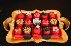 Doces Festa Minnie Vermelha da Maria
