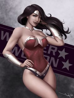 Wonder Woman 2013 by iurypadilha on deviantART by tania