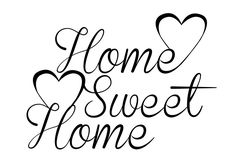 home sweet home stickers - Google Search
