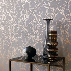 BuyRomo Arbor Paste the Wall Wallpaper, Andesite W396/06 Online at johnlewis.com