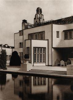Josef Hoffmann – Palais Stoclet (1905-1911)