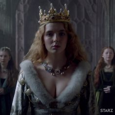 The Tudor King's biggest mistake would be to underestimate his queen. #TheWhitePrincess premieres April 16 at 8PM E/P on STARZ.