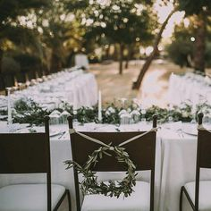 Elegant Outdoor Spanish Wedding with Olive Branches & White Florals precasamento.com #precasamento #sitedecasamento #bride #groom #wedding #instawedding #engaged #love #casamento #noiva #noivo #noivos #luademel #noivado #casamentotop #vestidodenoiva #penteadodenoiva #madrinhadecasamento #pedidodecasamento #chadelingerie #chadecozinha #aneldenoivado #bridestyle #eudissesim #festadecasamento #voucasar #padrinhos #bridezilla #casamento2017 #casamento2018