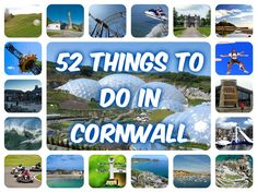 Activities - Eating out in Cornwall - Kids Attractions - Music Festivals and Events - Where to stay in Cornwall & all things to do in Cornwall