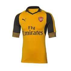 Arsenal Authentic 16 17 Away Shirt Arsenal Players 27ca869eb