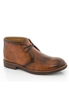 Adolfo David Men's Chukka Boots