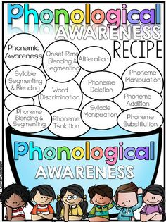 Teach Your Child to Read - Phonological Awareness recipe FREEBIE via Clever Classroom Give Your Child a Head Start, and.Pave the Way for a Bright, Successful Future. Reading Strategies, Reading Activities, Reading Skills, Reading Games, Reading Fluency, Alphabet Activities, Reading Resources, Kindergarten Reading, Teaching Reading