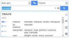 A handy powerful translator built on top of Google Translate