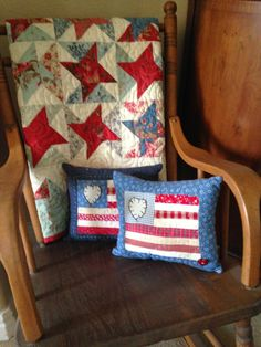 A Quilting Life - a quilt blog: Happy Fourth of July