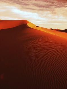 Desierto de Merzouga. Nos la envía Merzouga 4x4 Tour