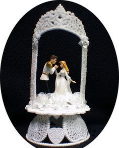 disney wedding cake toppers beauty and the beast disney snow white wedding cake topper lot glasses knife 13592