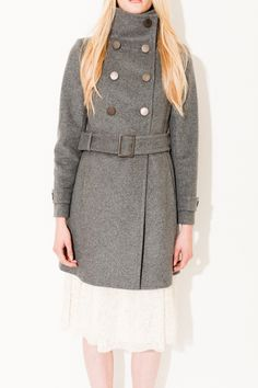love this new coat from Aritzia!