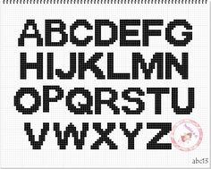 Monograma abc 13
