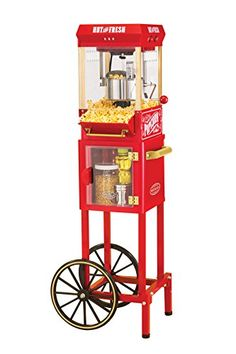Buy Nostalgia KPM200CART 45-Inch Tall Vintage Collection 2.5-Ounce 10-Cup Kettle Popcorn Cart - Topvintagestyle.com ✓ FREE DELIVERY possible on eligible purchases