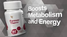 Forever Therm™ is a powerful, supportive formula to help boost your energy levels and kick-start metabolism, helping you on your weight-loss journey. Fast Weight Loss, Weight Loss Journey, How To Lose Weight Fast, Aloe Vera, Clean9, Fat Burning Tea, Forever Aloe, Diet Books, Medical Weight Loss