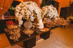 Mesa de doces, organização e cerimonial Zapp Eventos por Alice Acosta
